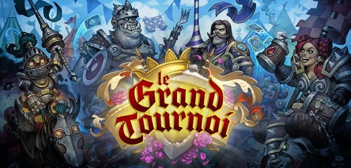 HearthStone l'extension du Grand Tournoi !