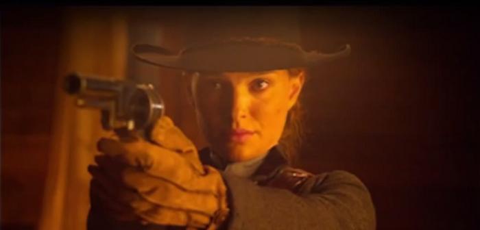 Jane got a gun...mais plus de distributeur