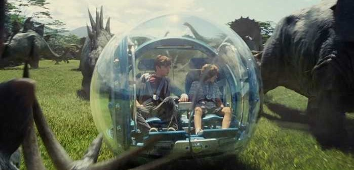 Jurassic World au box-office : vers l'infini et l'au-delà !