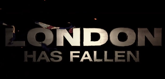 La Chute de Londres : teaser-trailer explosif !