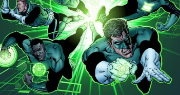 Le reboot de Green Lantern a un titre !