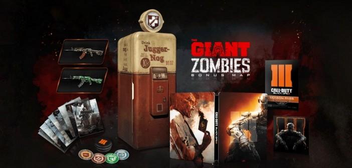 Un frigo dans l'édition collector de Black Ops 3