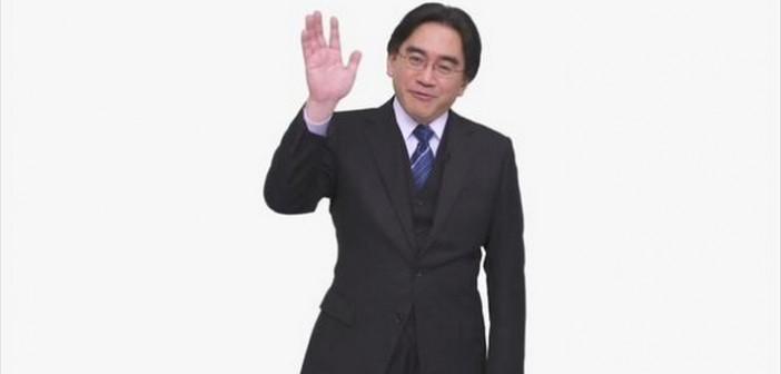 Satoru Iwata n'est plus