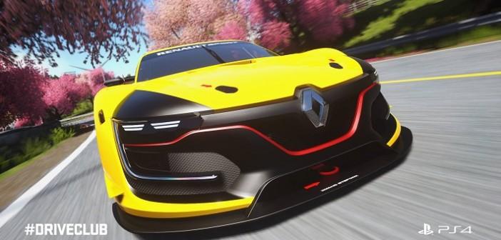 Un nouveau mode de jeu pour Driveclub