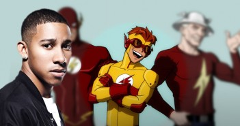 Keiynan Lonsdale sera Wally West alias Kid Flash !