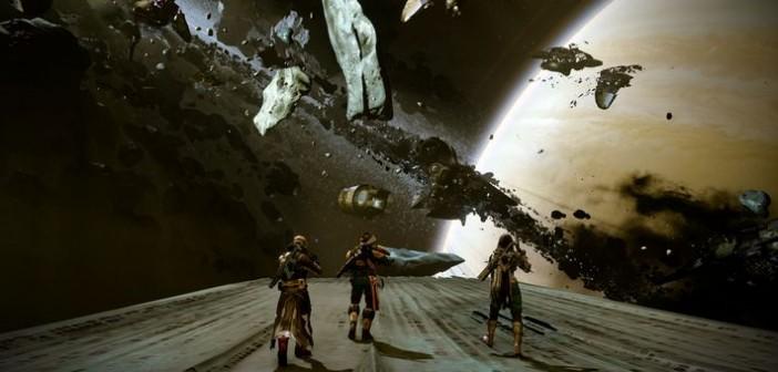 """Le trailer """"Nous sommes des Gardiens"""" de Destiny"""