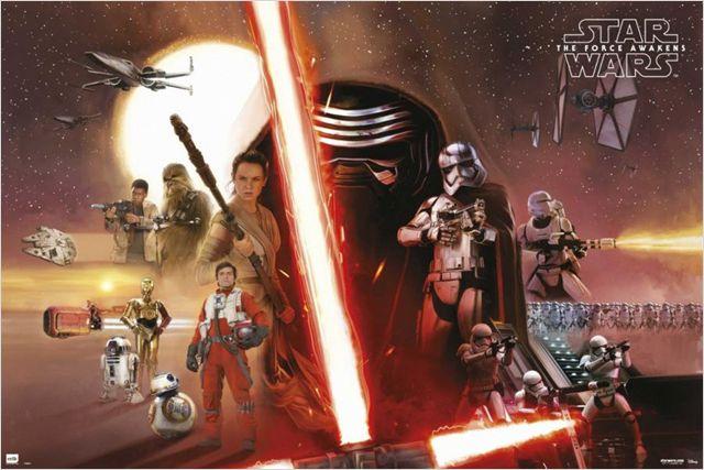 Star Wars VII, compte à rebours enclenché!