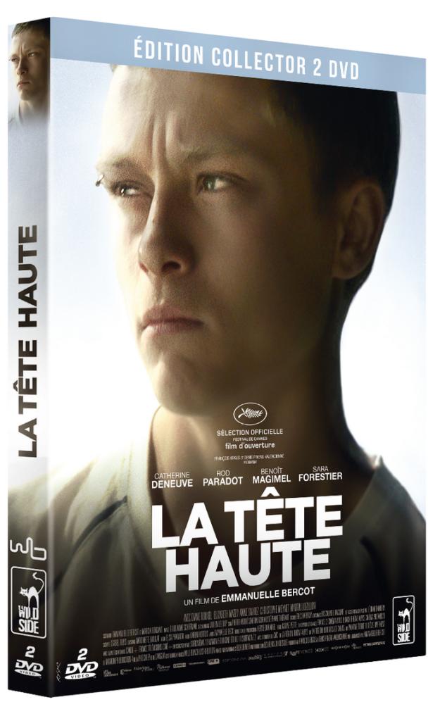 3D DVD LA TETE HAUTE