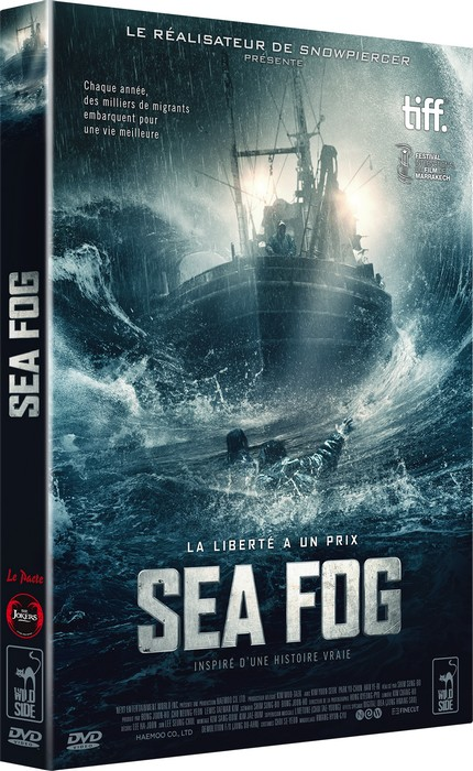 [Concours] Sea Fog : 3 DVD à gagner !
