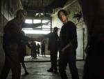 Steven Yeun as Glenn Rhee - The Walking Dead _ Season 5, Gallery - Photo Credit: Frank Ockenfels 3/AMC