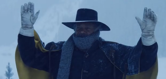 En VF, The Hateful Eight, cela donne...
