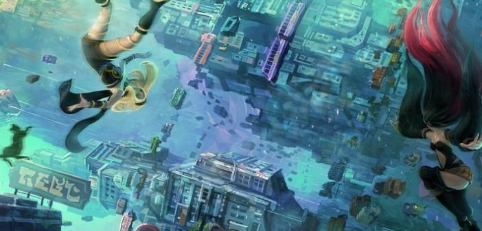 Gravity Rush, une suite et une réédition !