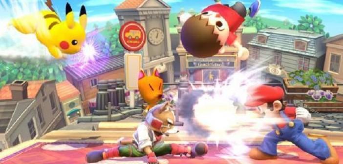Inscrivez-vous aux qualifications du championnat Super Smash Bros !