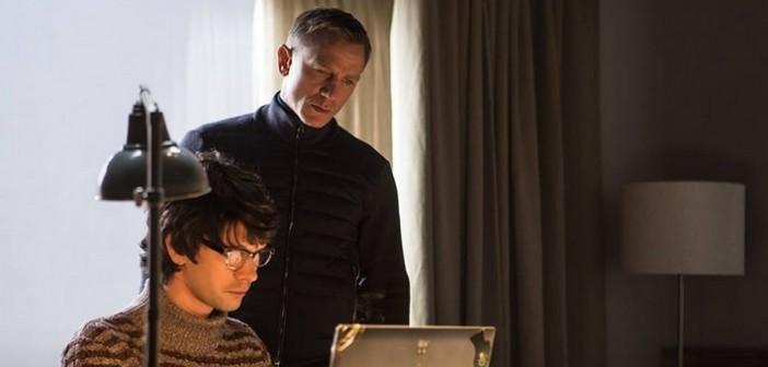 James Bond change de peau...et de cheveux !