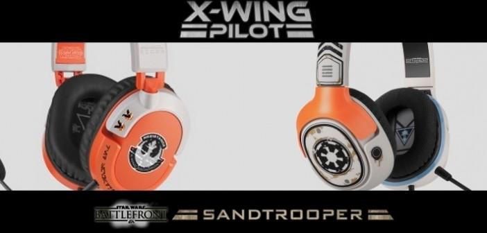 Les casques audio gaming Star Wars arrivent !