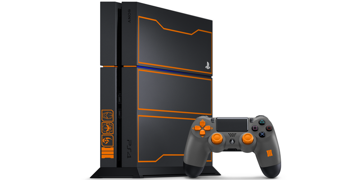 Une PS4 aux couleurs de Call of Duty Black Ops III !