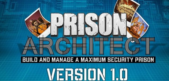 Prison Architect sort d'Early Access le 6 octobre