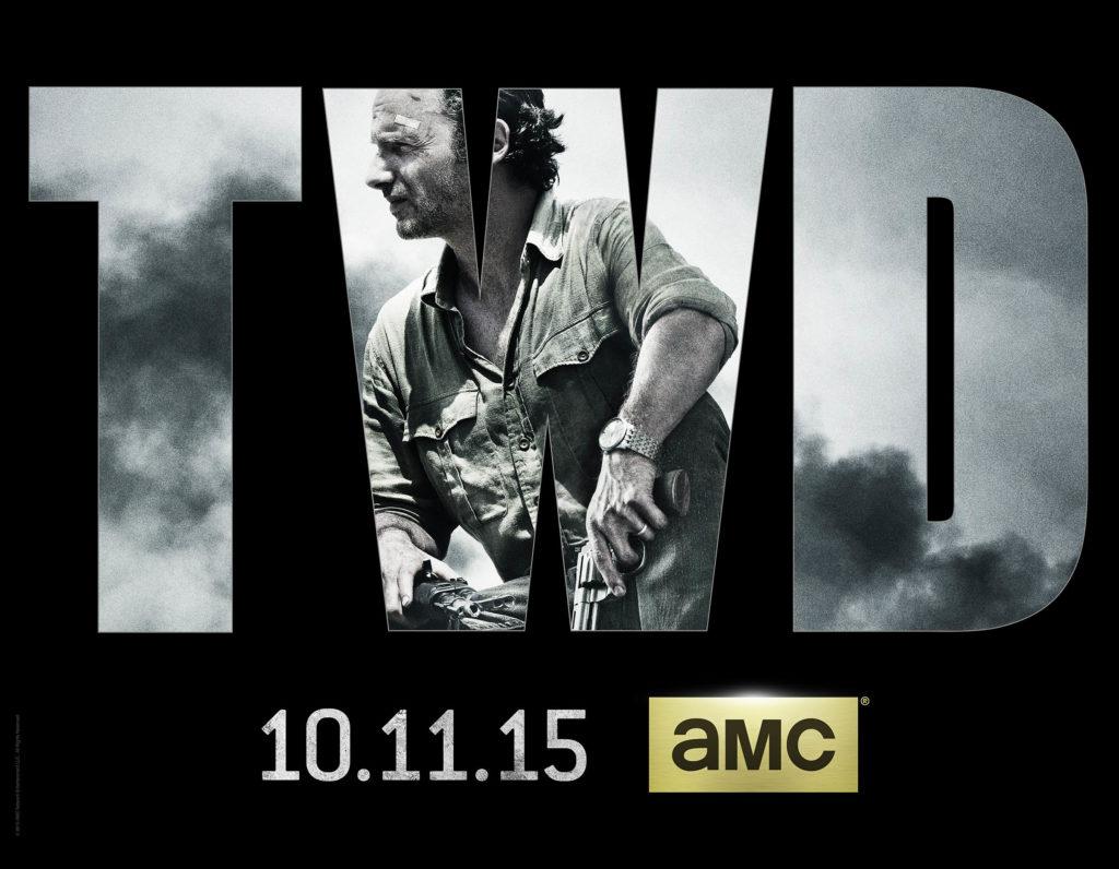 The Walking Dead tease en affiches l'arrivée de sa saison 6 !