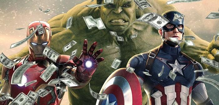 Avengers 3 et 4 : un super-coût historique ?!