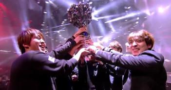 Championnat du monde de LoL : les gagnants sont...