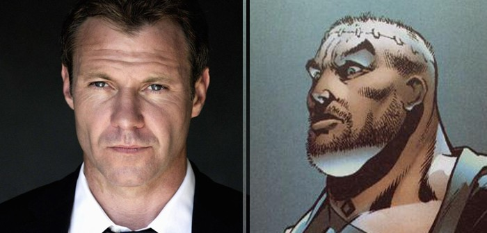 Chris Vance sera Non : LE méchant récurrent de Supergirl !