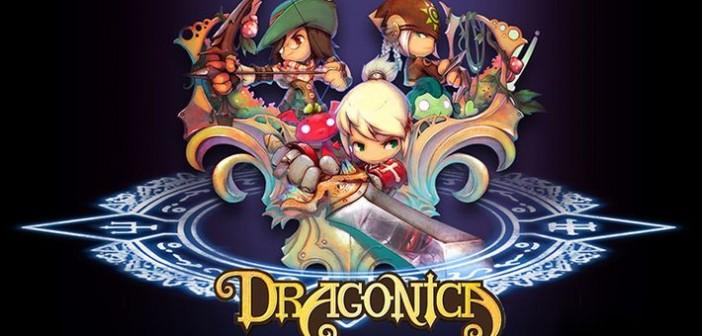 Le MMORPG gratuit Dragonica bientôt sur mobiles !