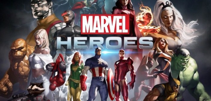 Que réserve l'avenir pour Marvel Heroes?