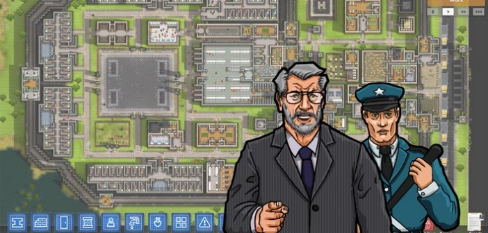 [Test] Prison Architect : matez vos matons matés !