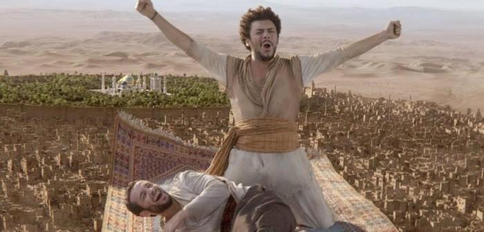 Aladin : plus gros succès français de l'année 2015 !