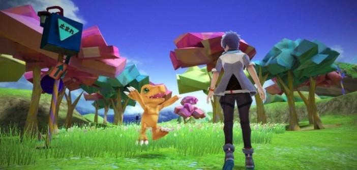 Digimon World : Next Order dévoile une nouvelle créature !