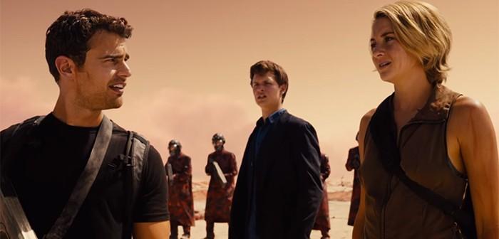 Divergente 3 : Au-Delà du Mur s'offre un trailer et une affiche !