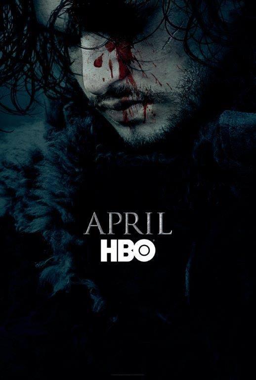 Got saison 6 : Jon Snow se tape l'affiche ?