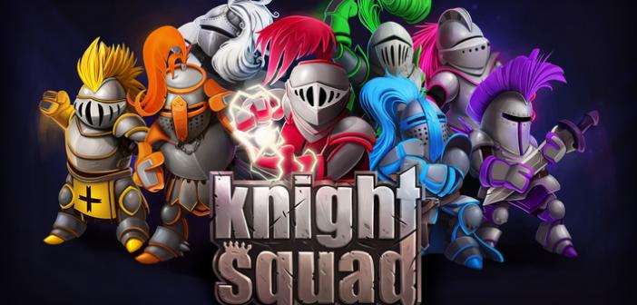 Knight Squad dépasse le million de téléchargements
