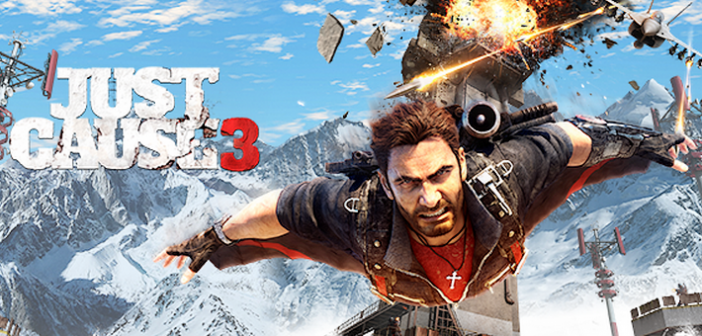 [Preview] Just Cause 3 : Rico Rodriguez a le vent en poupe !