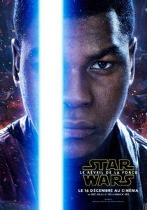 Star Wars : Le Réveil de la Force affiche ses personnages !