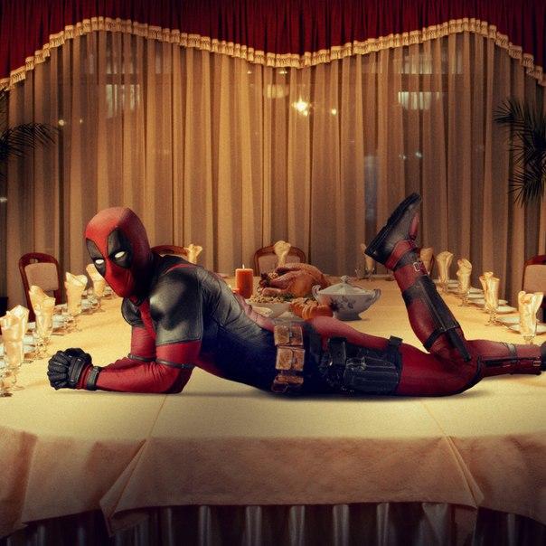 Deadpool nous aguiche encore pour Thanksgiving