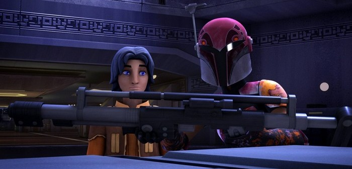 Star Wars Rebels aura officiellement une saison 3