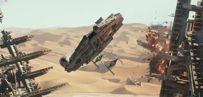 Star Wars : le réveil de la Force devient milliardaire