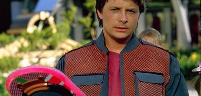 Retour vers le futur 2 : bientôt la veste auto-séchante !