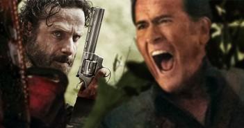 Ash vs The Walking Dead : le tweet de Bruce Campbell !