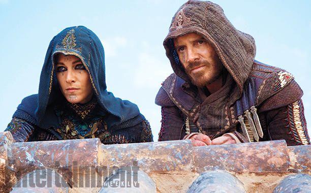 Assassin's Creed s'élance avec ses premières photos !