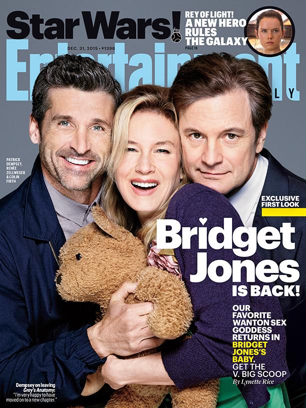 Bridget Jones 3 : les premières images dévoilées
