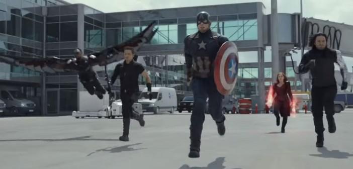 Captain America: Civil War, le trailer de tous les records!