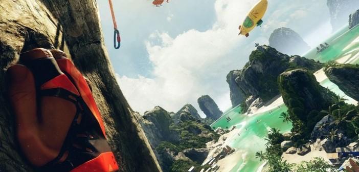 Crytek annonce leur nouveau titre Oculus Rift !