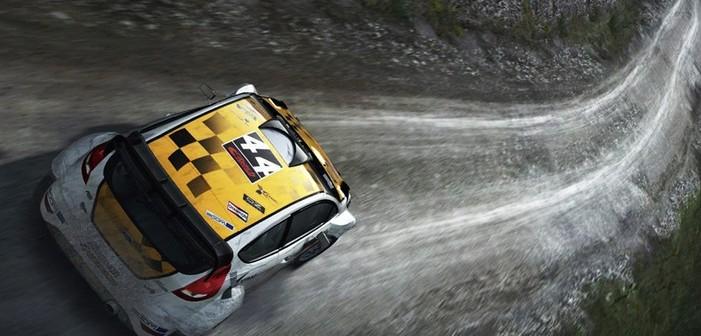 DiRT Rally passe la ligne de départ sur PC !