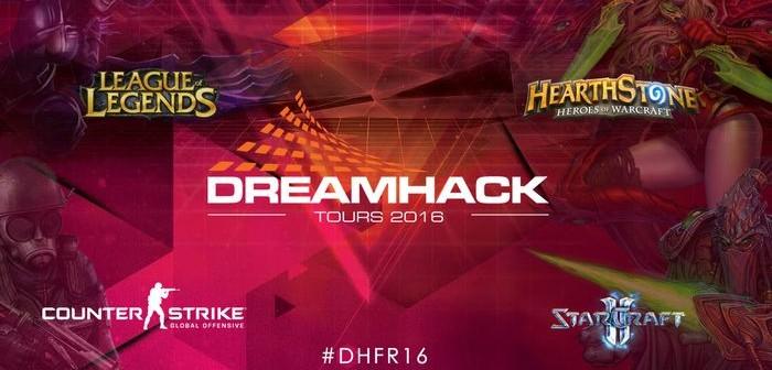 DreamHack France 2016 : les inscriptions e-sport ouvertes !