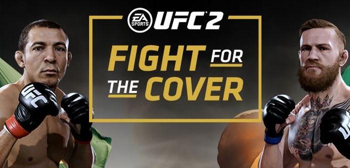 EA Sports UFC 2 : le gagnant qui figurera sur la jaquette est...
