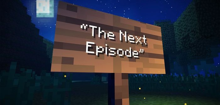 """Minecraft Story Mode - """"A Block and a hard place"""" en images !"""