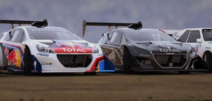 Sebastien Loeb Rally Evo une vrombissante vidéo !