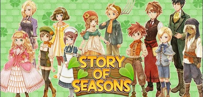 Story of Seasons sera bel et bien disponible en français !